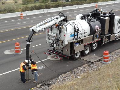 vactor AEM vacuum excavation safety video